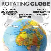 Magic Rotating Globe – Pöörlev gloobus
