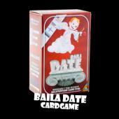 """Seltskonna kaardimäng """"Baila DATE """""""