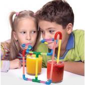 """Funny straws – Konstruktor """"Pöörased kõrred"""""""