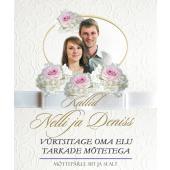 Nimeline kinkeraamat noorpaarile nr. 2